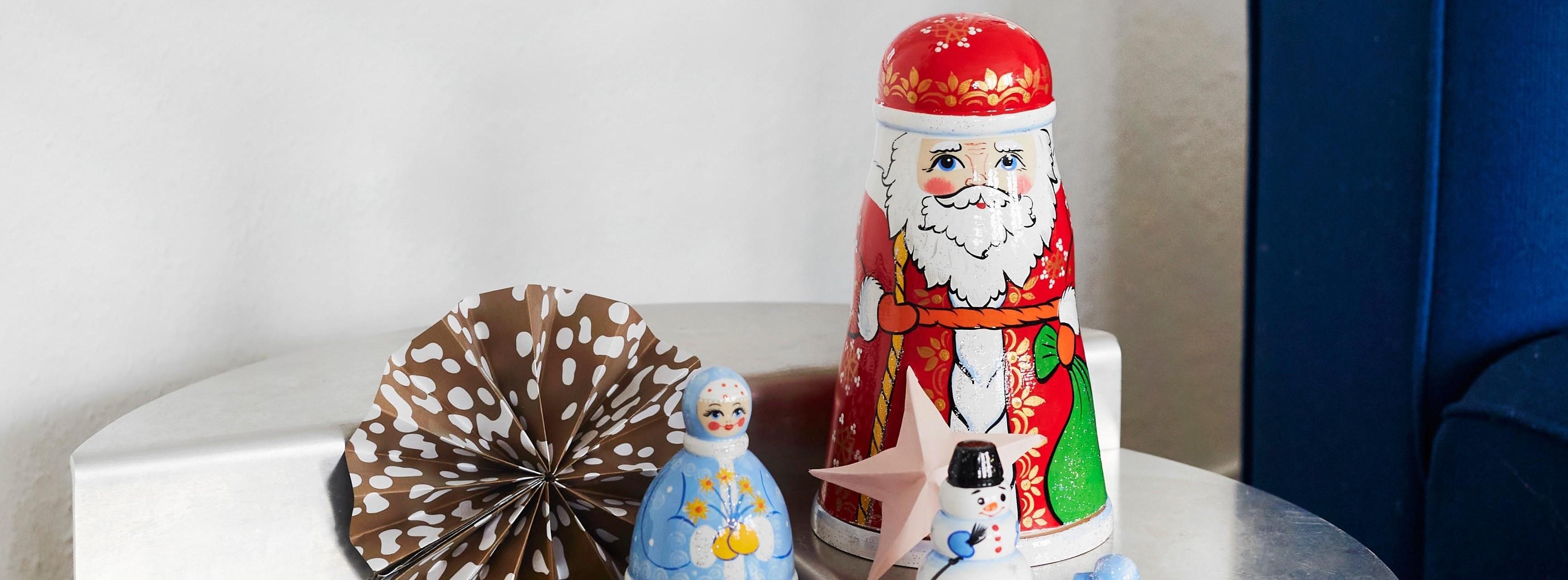 Babushka Juledukker