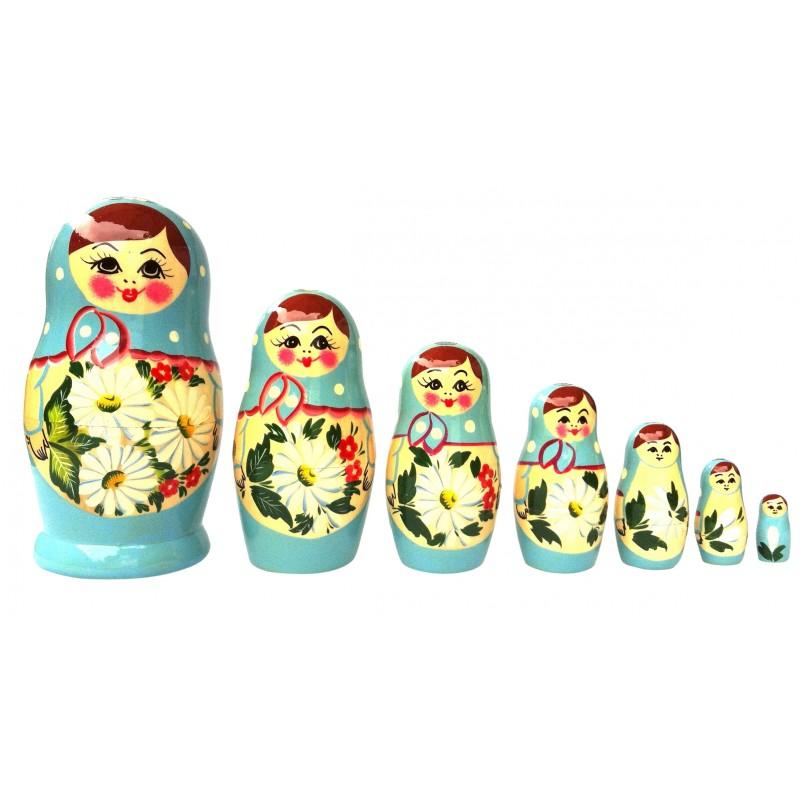 Turkis Babushka dukke